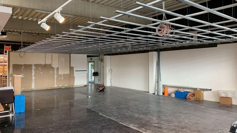 Umbau des Küchenstudios